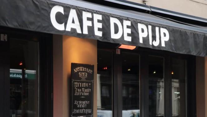 Ingang - Café De Pijp, Amsterdam