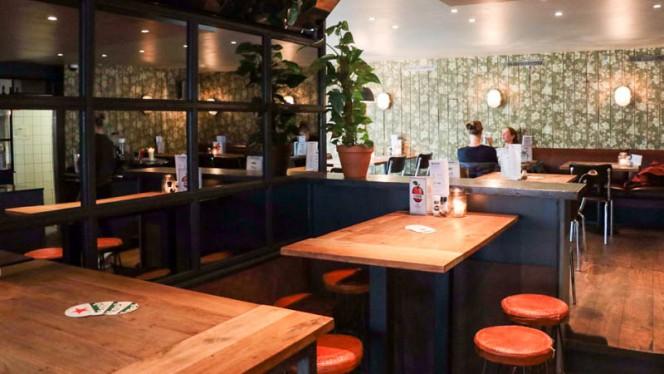 Restaurant - Café De Pijp, Amsterdam