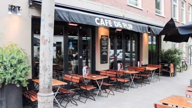 Terras - Café De Pijp, Amsterdam