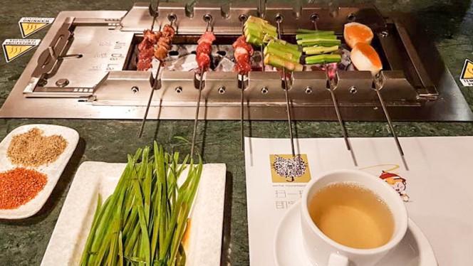 Suggerimento dello chef - Jindalai, Milan