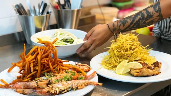 Sugerencia del chef - SIFO, Barcelona