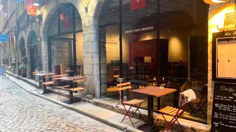 Bouchon Rouge, Lyon