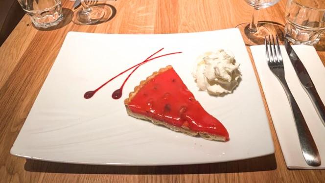 Dessert - Bouchon Rouge, Lyon