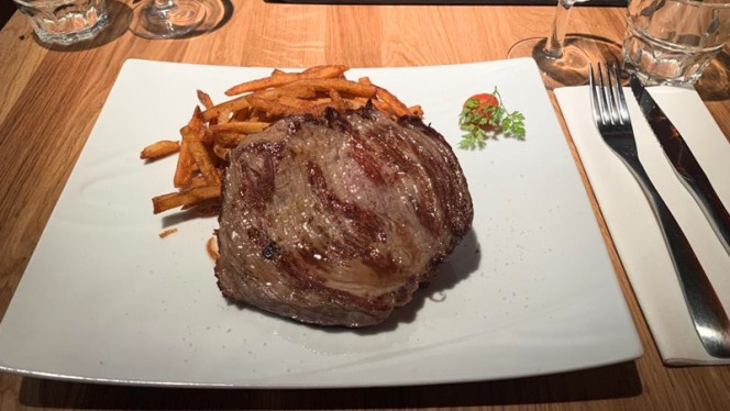 Suggestion de plat - Bouchon Rouge, Lyon