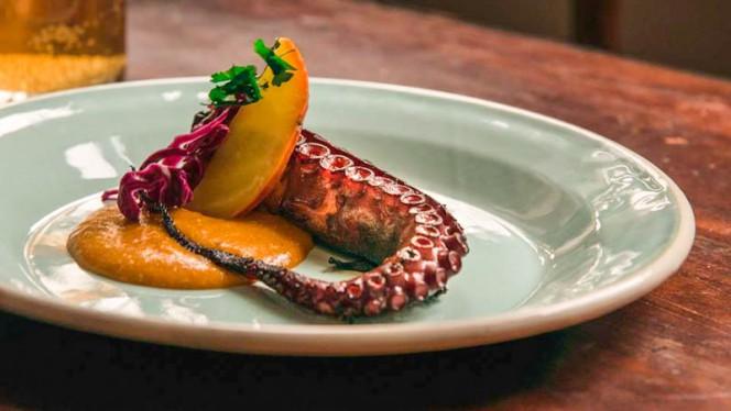 Suggestie van de chef - Cabron, Amsterdam