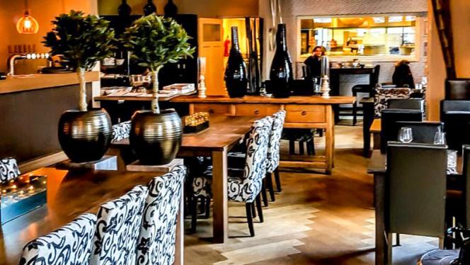 Restaurantzaal - Lenartz, Oisterwijk