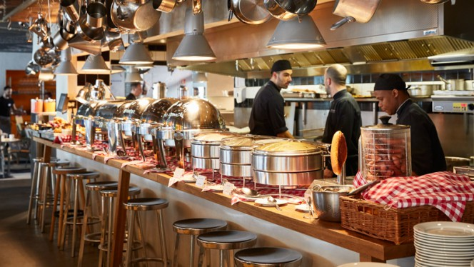 Brucnh - Mama Restaurant Lyon, Lyon