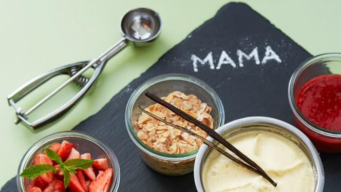 Dessert de la Mama - Mama Restaurant Lyon, Lyon