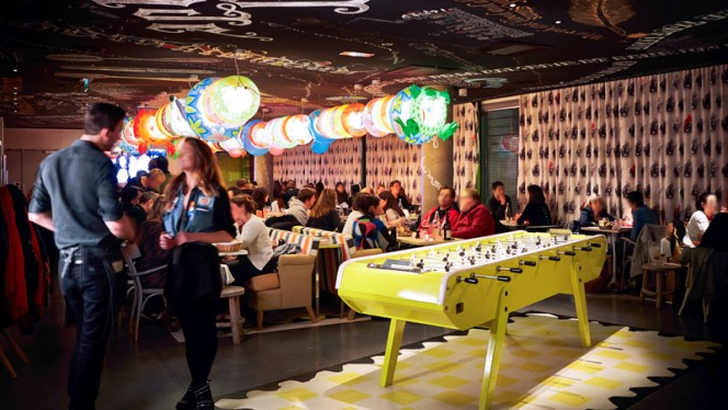 Restaurant - Mama Restaurant Lyon, Lyon