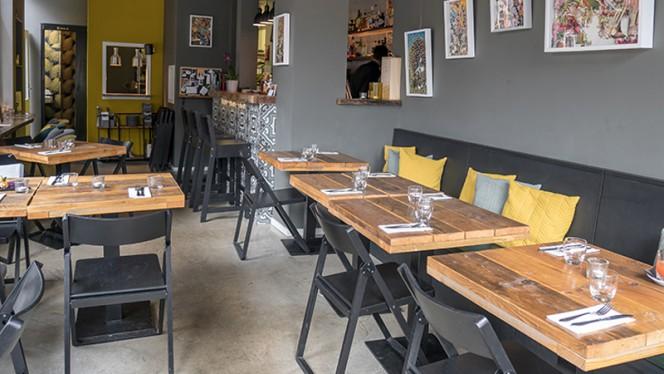 Restaurant - Primi Cucina & Bar Westerpark, Amsterdam