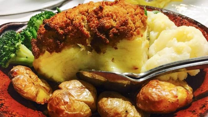 Sugestão do chef - Trota's, Braga