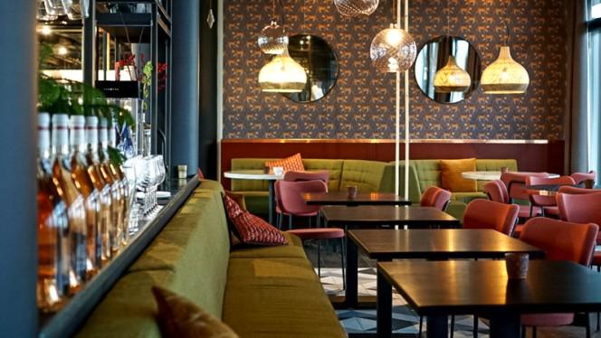 Restaurant - The White Ox, Utrecht