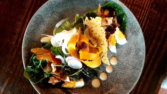 Salad - The White Ox, Utrecht