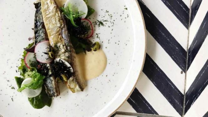 Suggestie van de chef - The White Ox, Utrecht