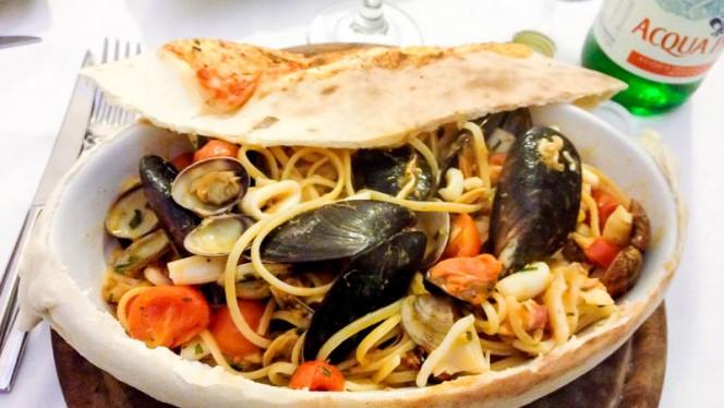 suggerimento del chef - I Tre Archi, Milan