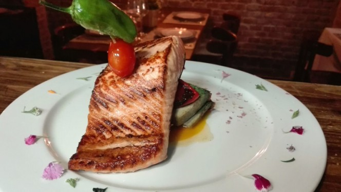 Sugerencia de plato - La Fitorra, Valencia