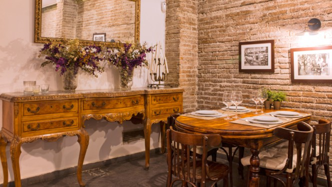 Vista sala - La Fitorra, Valencia