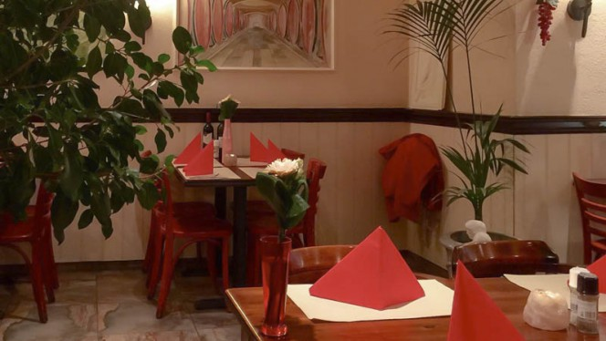 Het restaurant - La Piazza di Roma, Amersfoort