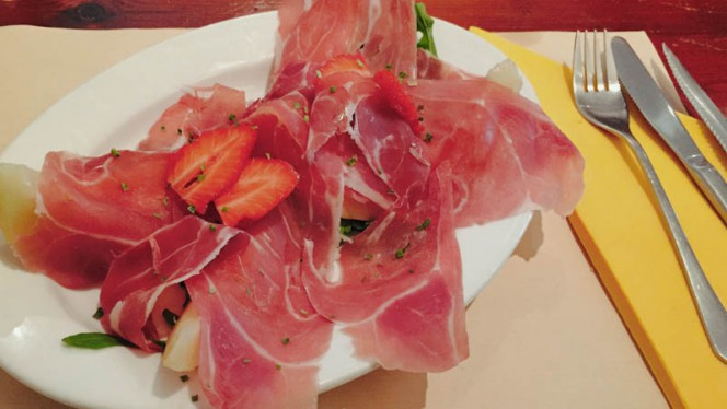 Suggestie van de chef - La Piazza di Roma, Amersfoort