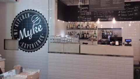 Myke Fish and Burger, Milan