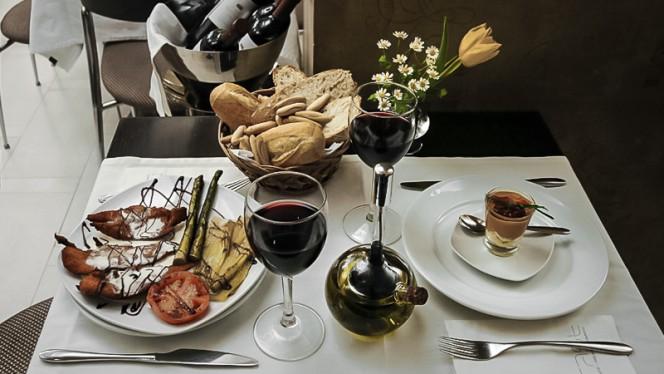 Sugerencia - Rast Café, Madrid