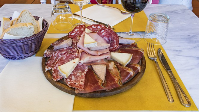 Suggerimento dello chef - Perciò, Firenze