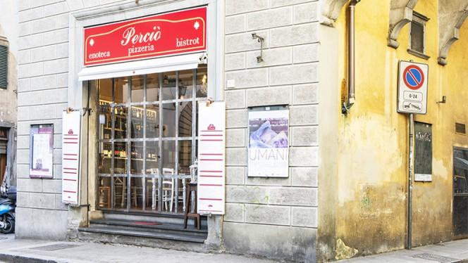 Vista esterno - Perciò, Firenze
