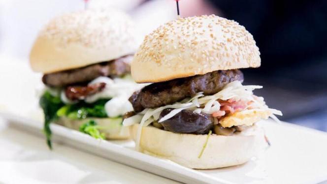 Piatto - Meat me Burgerie Milanesi, Milan