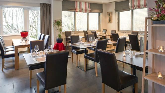 Salle - Restaurant Le Léman, Vevey