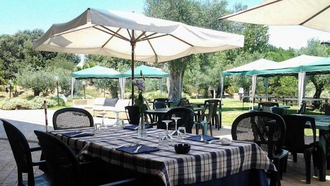 tavoli esterni - Lago del Parco, Rome