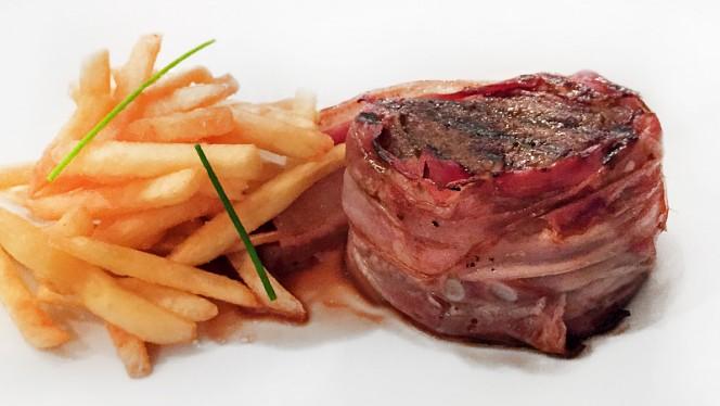 sugerencia del Chef - Sandro Ristorante Italiano, Barcelona