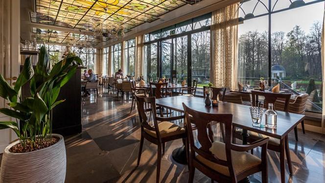 Restaurant - Kasteel De Vanenburg, Putten