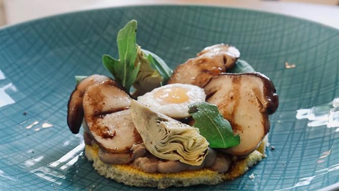 suggestie van de chef - Kasteel De Vanenburg, Putten