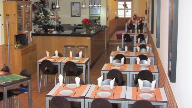 sala do restaurante - Chú-Chú, Lisboa