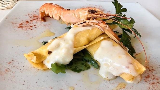 Suggerimento dello Chef - MaMa Feudo Lucano, Rome