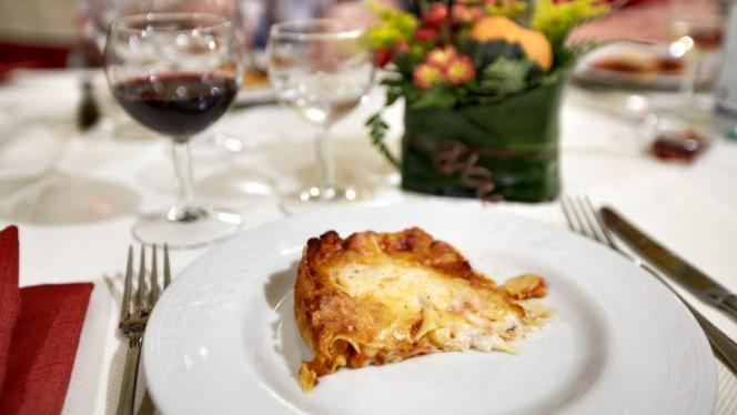 Pasta al forno - Agriturismo Pomonte, Orvieto