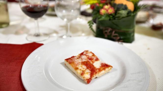Pizzette forno a legna - Agriturismo Pomonte, Orvieto