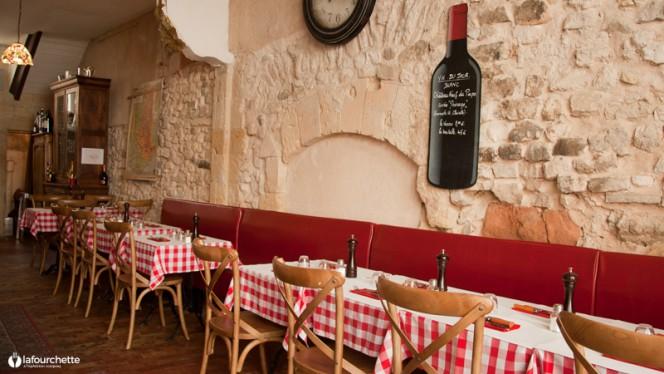 coin de la salle - Le Bistrot, Aix-en-Provence