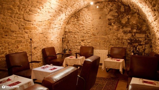 Vue de l'intérieur - Le Bistrot, Aix-en-Provence