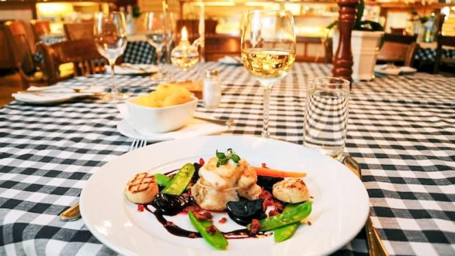 chef's suggestion - Lisa Elmqvist, Stockholm