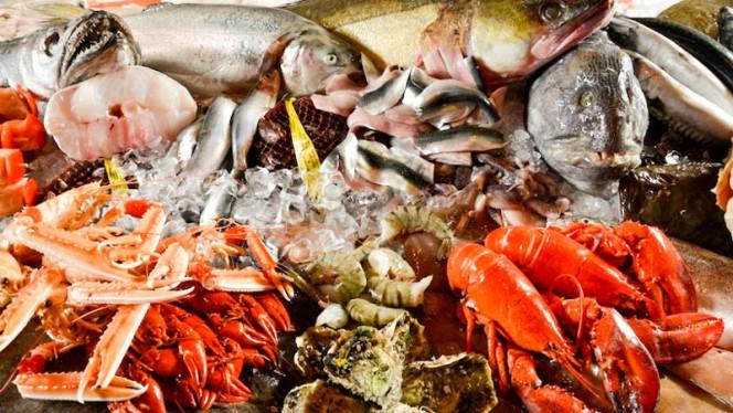 seafood - Lisa Elmqvist, Stockholm