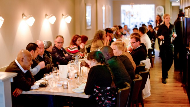 Restaurant - Fouquet, Den Haag