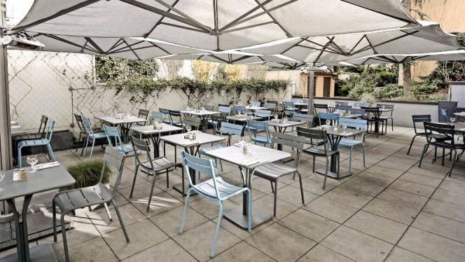 Terrasse - CK'S LOUNGE (Cooker's lounge), Lyon