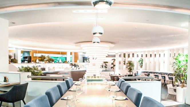 Het restaurant - Shiki Sushi & Lounge, Rotterdam