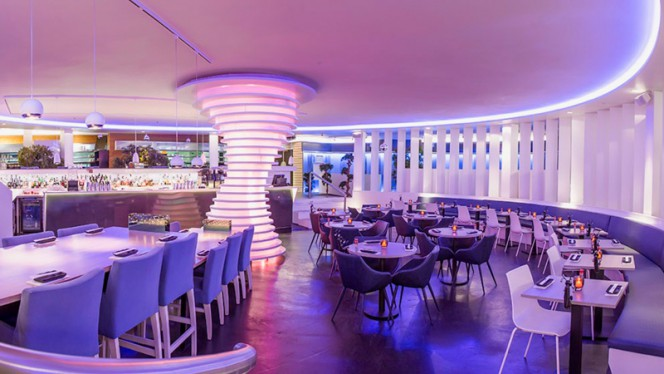 Restaurant - Shiki Sushi & Lounge, Rotterdam