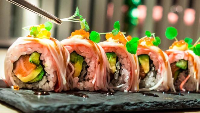 Suggestie van de chef - Shiki Sushi & Lounge, Rotterdam