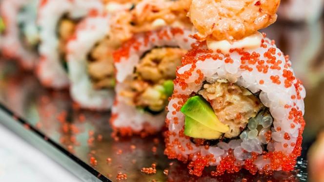 Sushi - Shiki Sushi & Lounge, Rotterdam