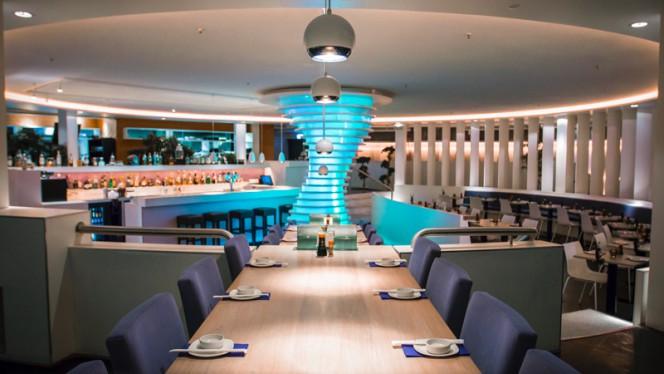 Turquoise - Shiki Sushi & Lounge, Rotterdam