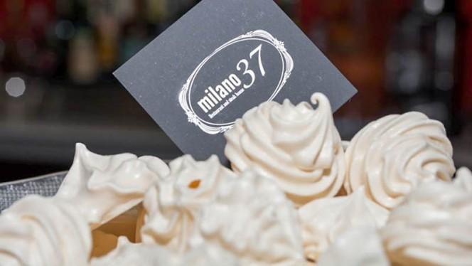 Un dolce saluto di meringhette a mano - Milano37, Gorgonzola