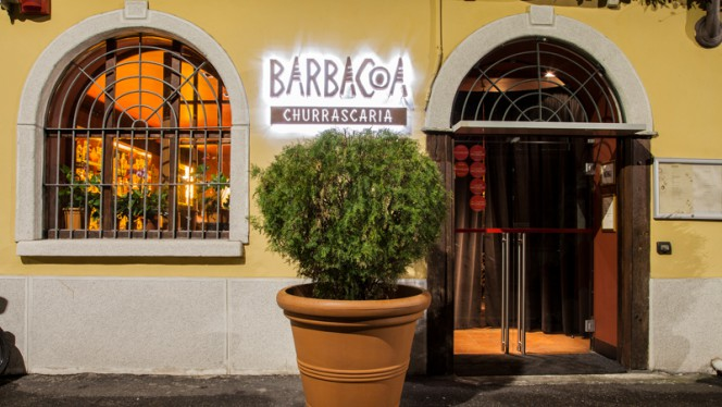 Esterno - Barbacoa Milano, Milan